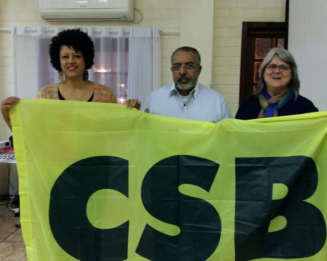 CSB participa de debate sobre a reforma da Previdência com senador Paulo Paim