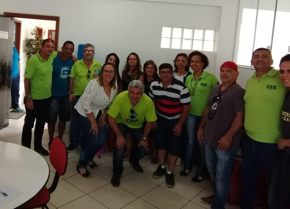 Chapa 1 vence eleição do sindicato dos servidores municipais de Imbituba (SC)