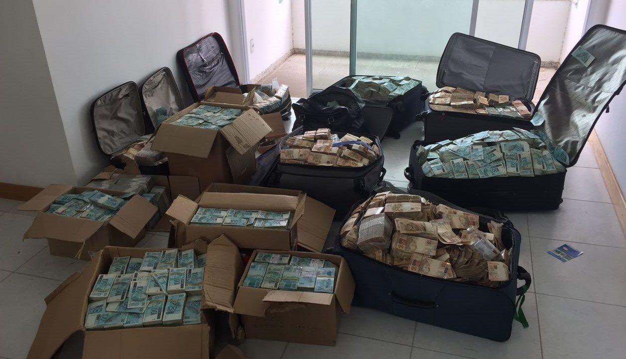 Sistema que identificou digitais de Geddel em dinheiro está travado