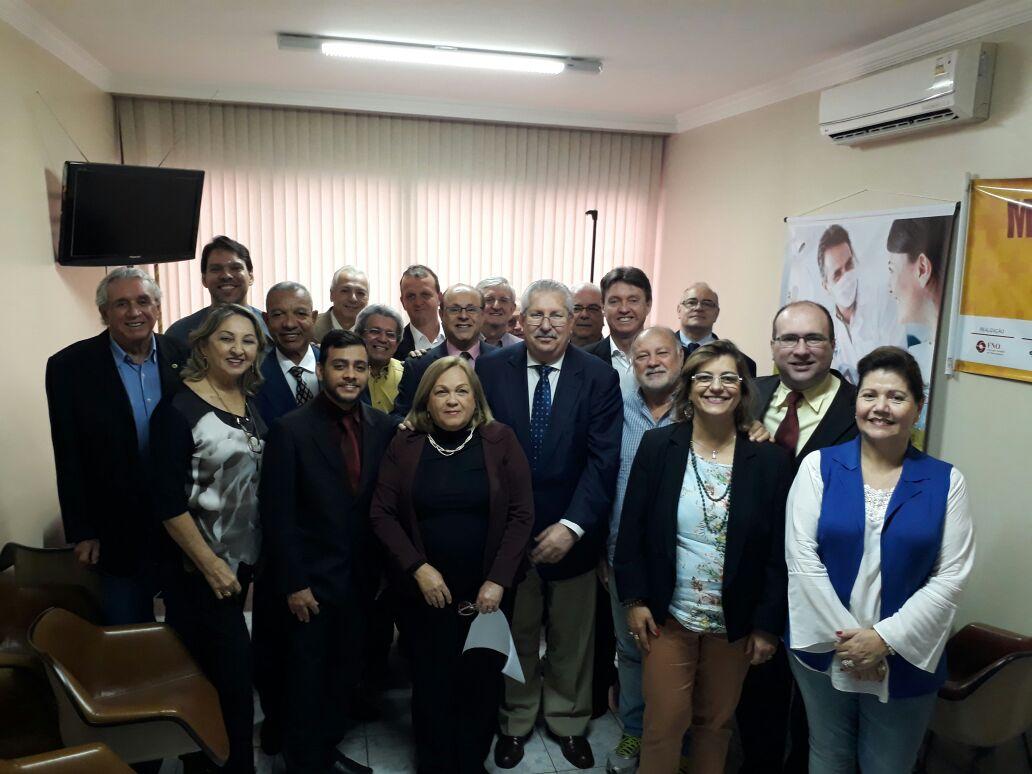 Neto debate reforma trabalhista em Conselho de Diretoria da FNO