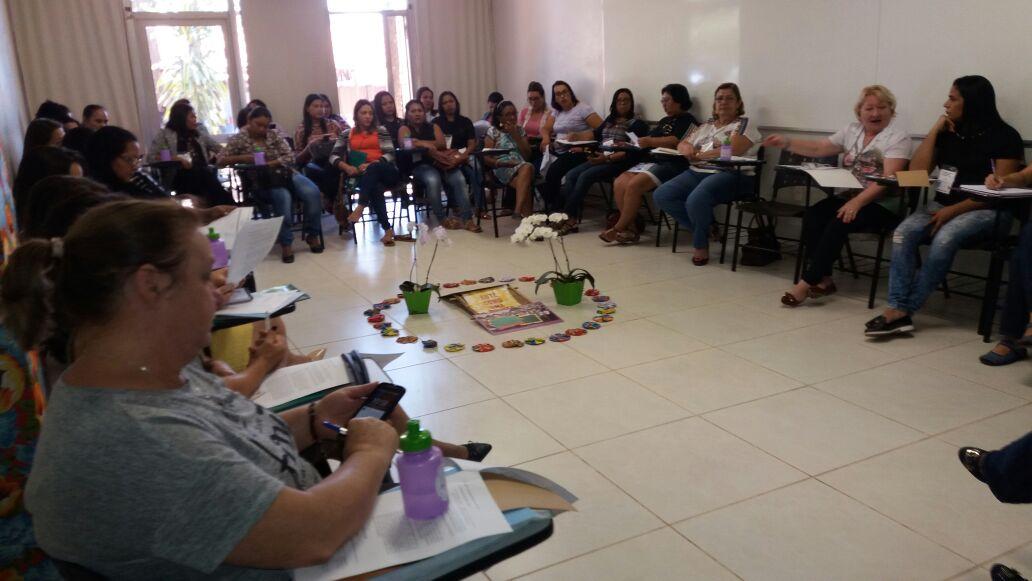 Em Brasília, rurais de Rio Branco defendem paridade nas entidades sindicais