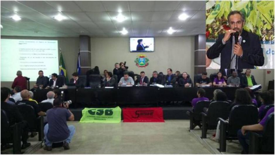 Servidores de Mato Grosso podem ficar 10 anos sem concurso