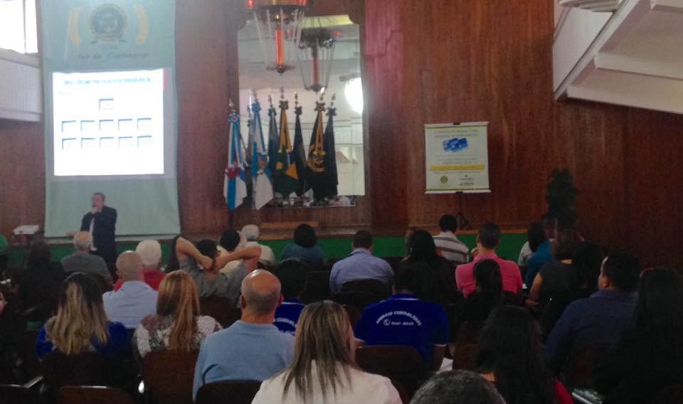 SINDICONT-Rio faz palestra sobre contabilidade digital