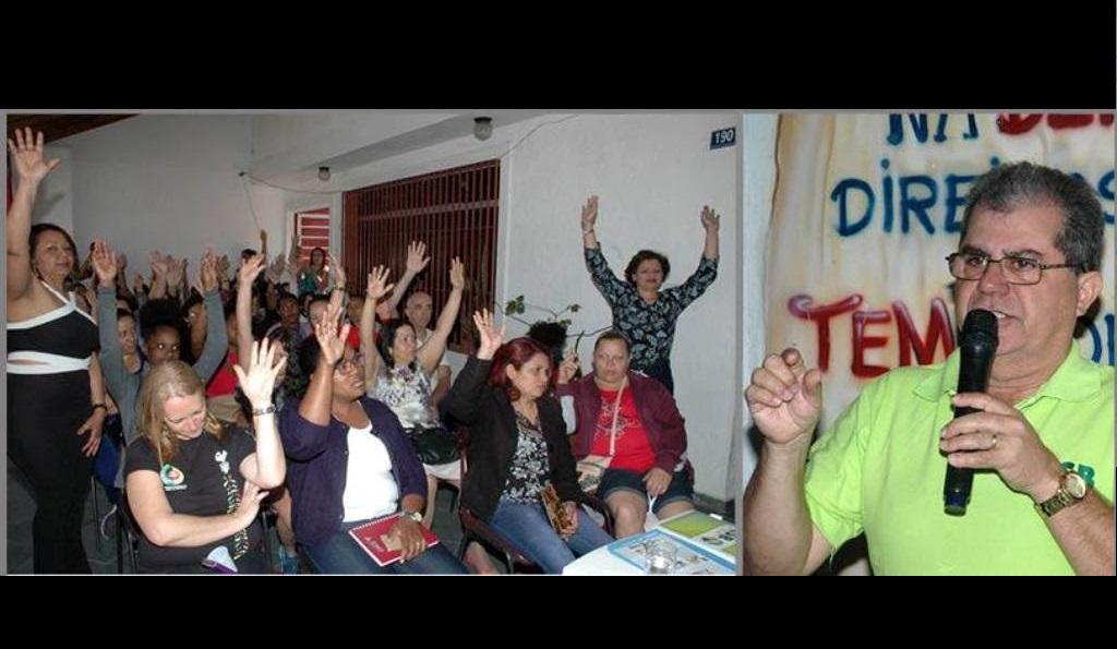 Trabalhadores do vestuário de Guarulhos autorizam o desconto da contribuição sindical