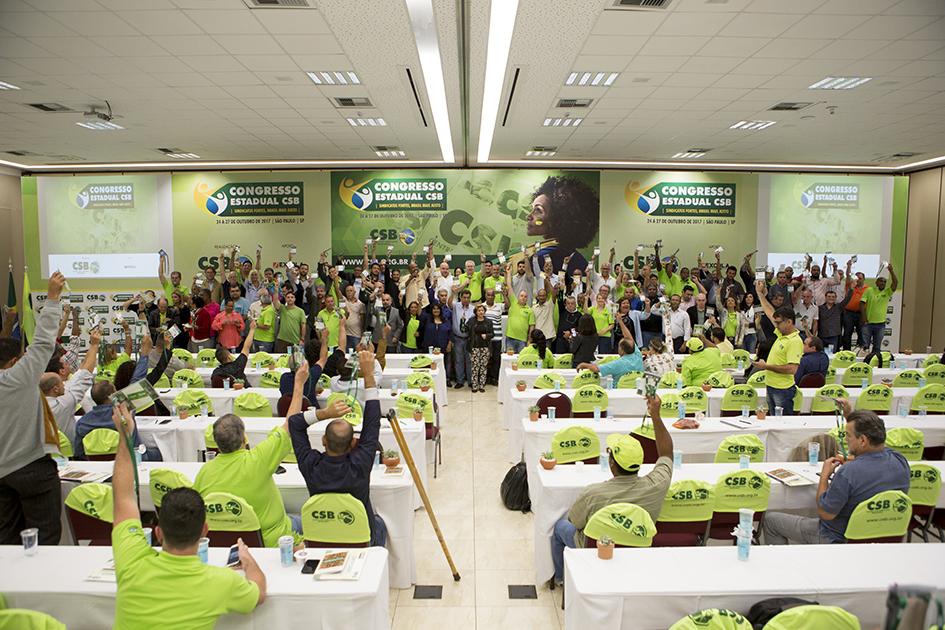 Congresso Estadual de São Paulo – 24 a 27 de outubro | 2017