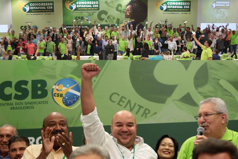 Diretoria regional de São Paulo é eleita para consolidar o protagonismo do estado no movimento sindical do Brasil