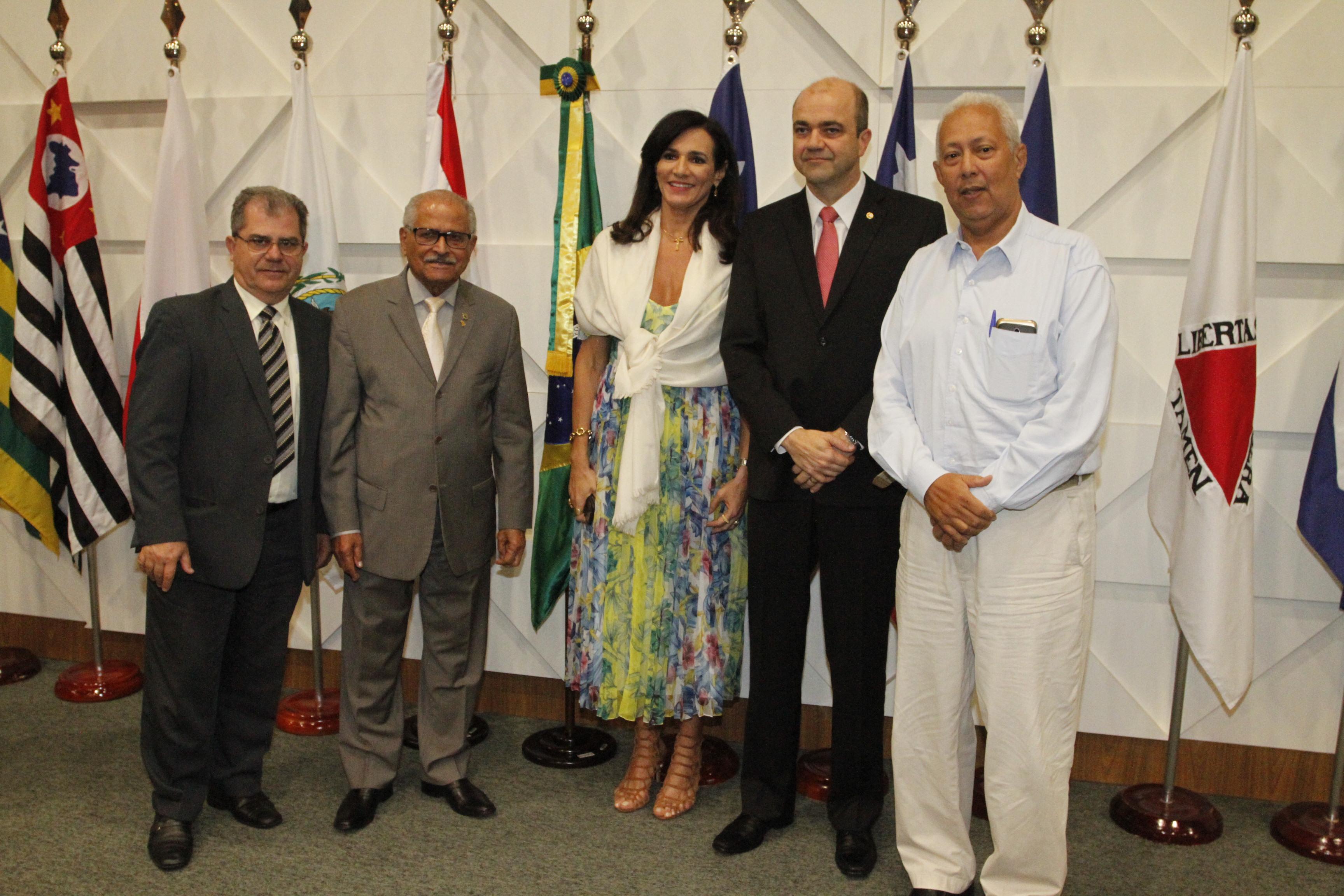 Ronaldo Fleury é reconduzido ao cargo de procurador-geral do Trabalho