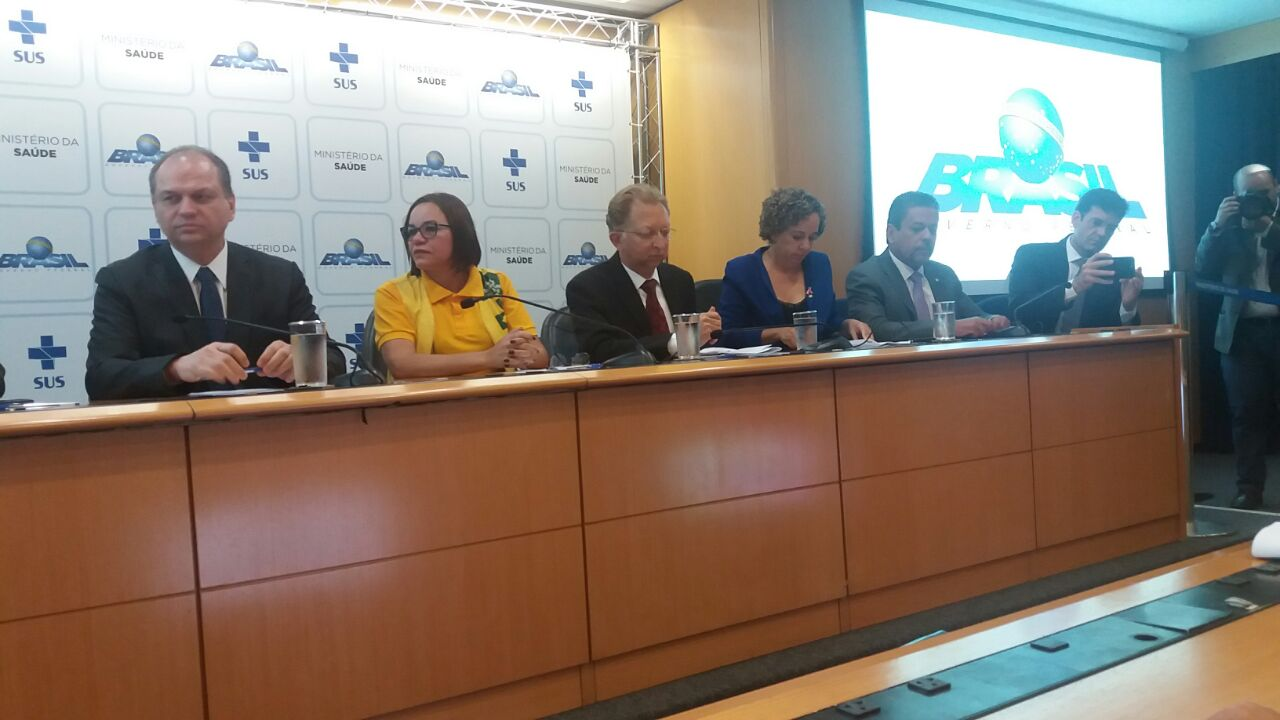 Reunidos com ministro da Saúde, agentes pontuam mudanças necessárias no PNAB