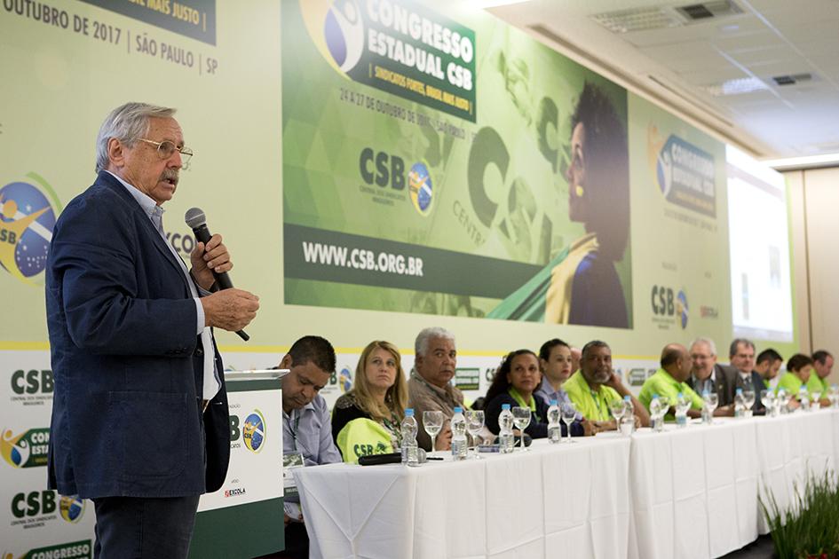 Palestra de Ladislau Dowbor – Congresso Estadual em SP – 25 de outubro|2017