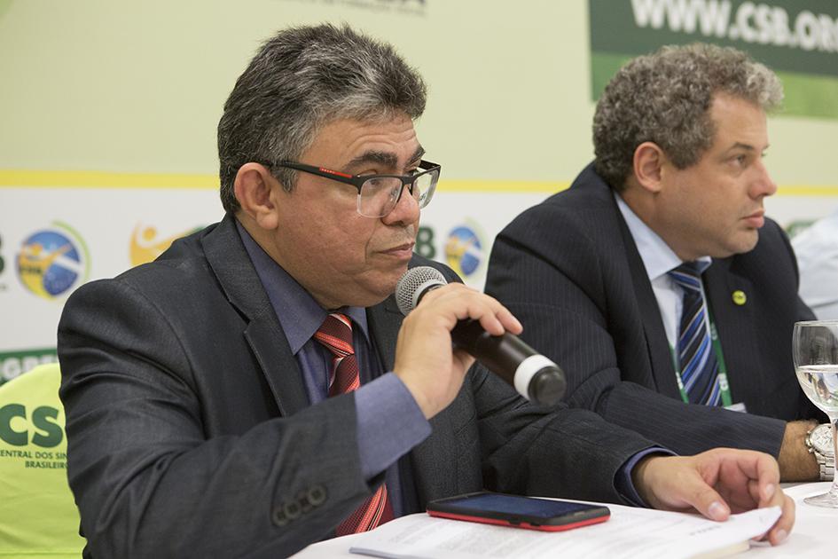 Palestra de Gérson Marques – Congresso Estadual em SP – 26 de outubro 2017