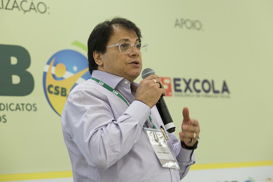 Palestra de Luis Antonio Camargo – Congresso Estadual em SP – 26 de outubro|2017