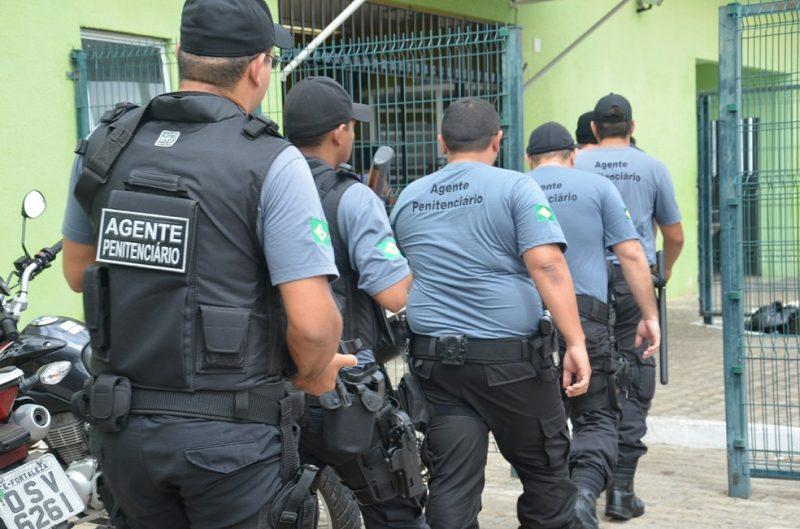 Pela defesa do adicional noturno dos agentes penitenciários do Ceará, Sindasp/CE protocola pedido de recurso na Secretaria de Justiça