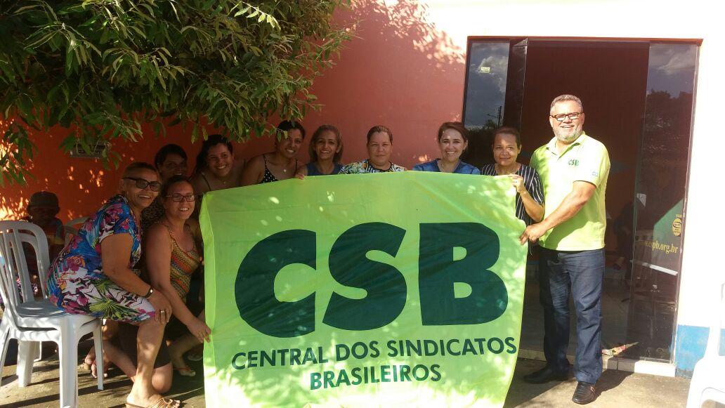 Apoiada pela CSB, Chapa 2 vence eleições no Sindicato dos Servidores de Santa Fé de Goiás