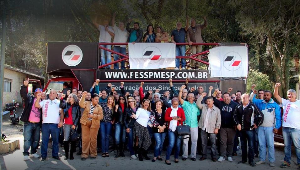 Federação dos servidores municipais de SP comemora 11 anos de conquistas