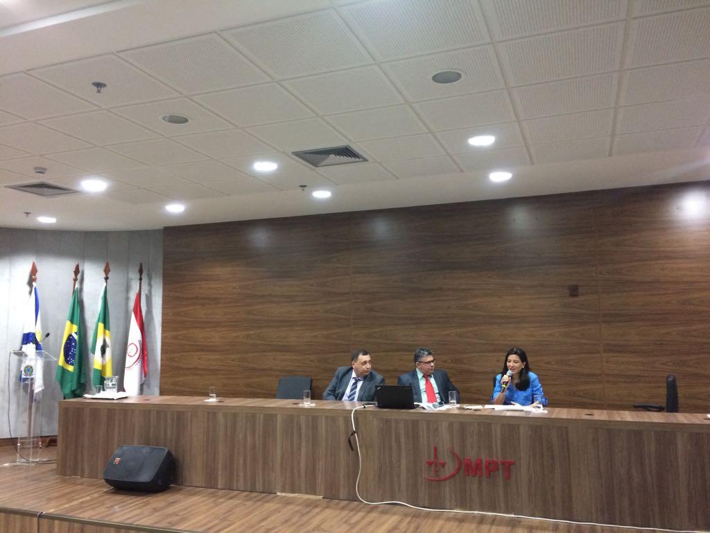 MPT-CE promove debate sobre a nova lei trabalhista