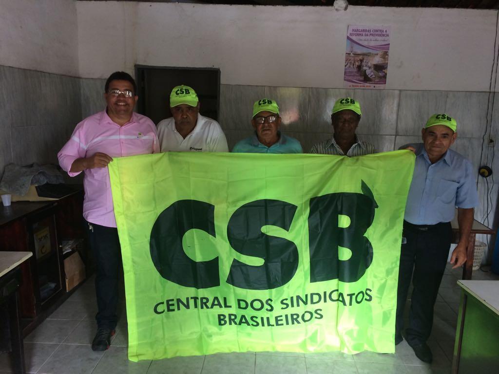 Sindicato dos Rurais de Maracanaú aprova filiação à CSB