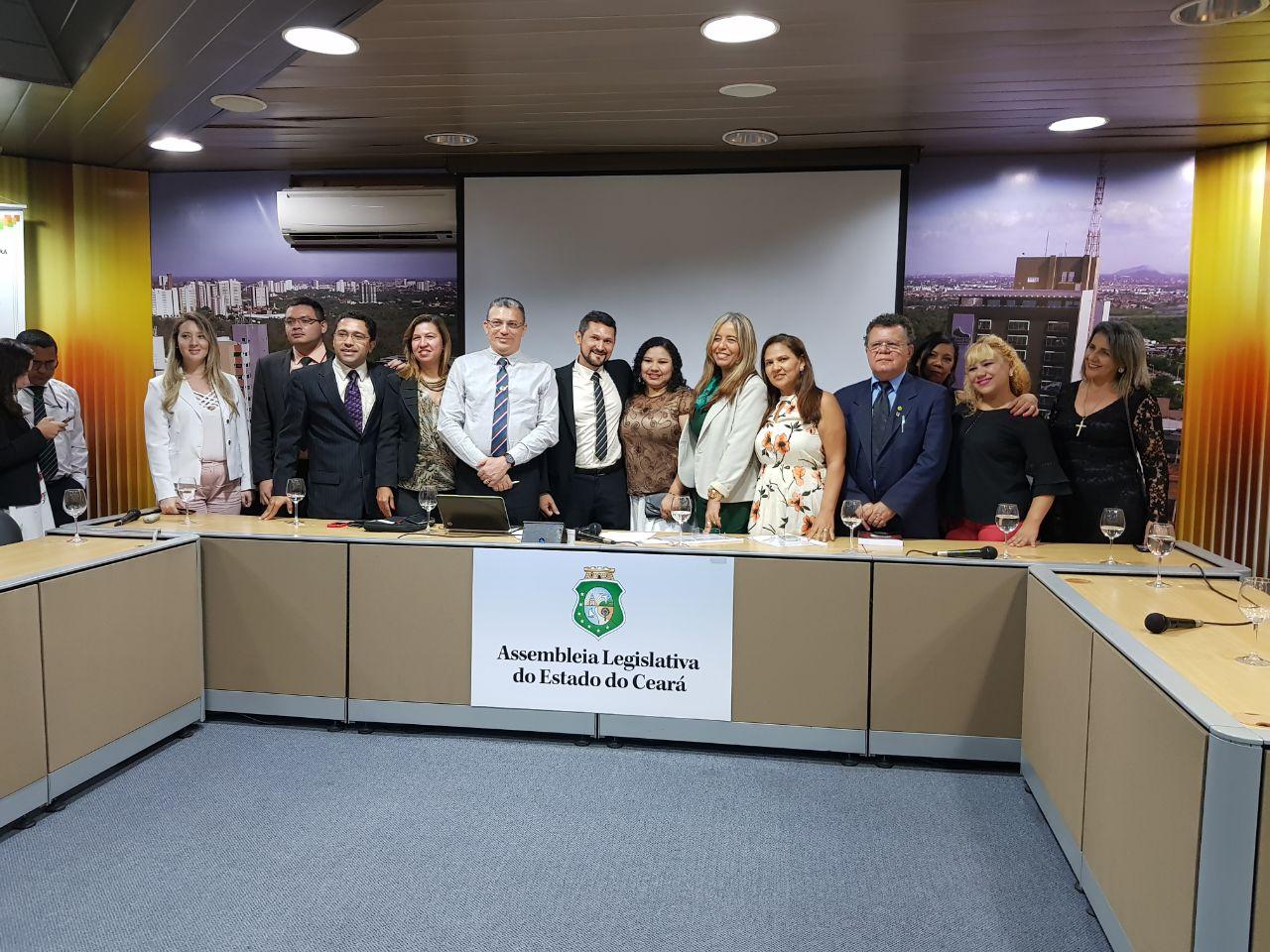 Em assembleia geral, SIMEC-CE anuncia diretoria e filiação à CSB