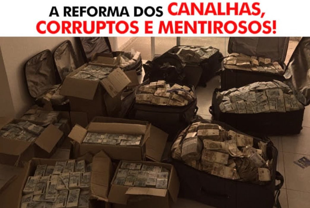 Antonio Neto denuncia: reforma da Previdência beneficia apenas os corruptos