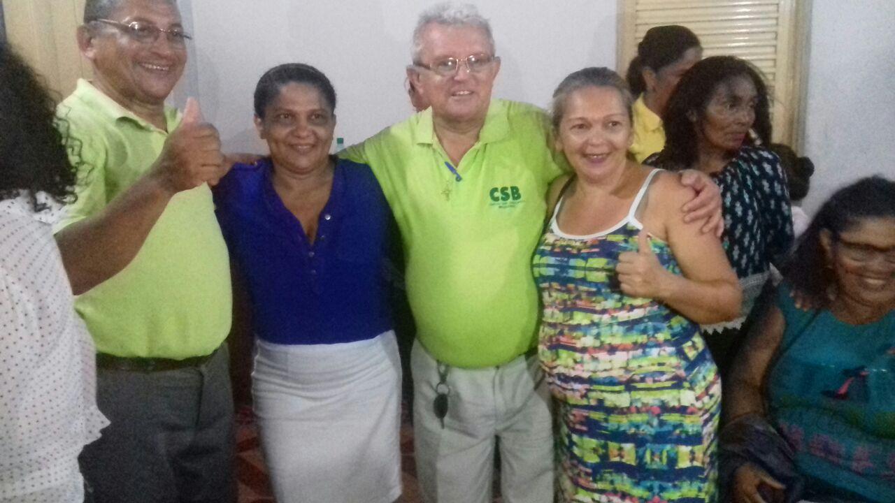 Com apoio da CSB, Chapa 1 vence eleições no Sindicato dos Rurais de Floriano (PI)