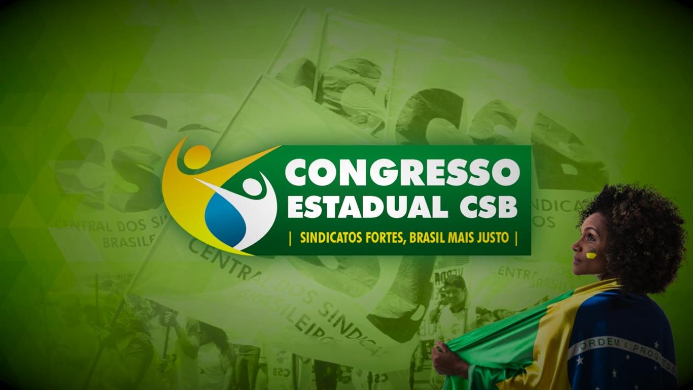 Vídeo dos Congressos Estaduais da CSB