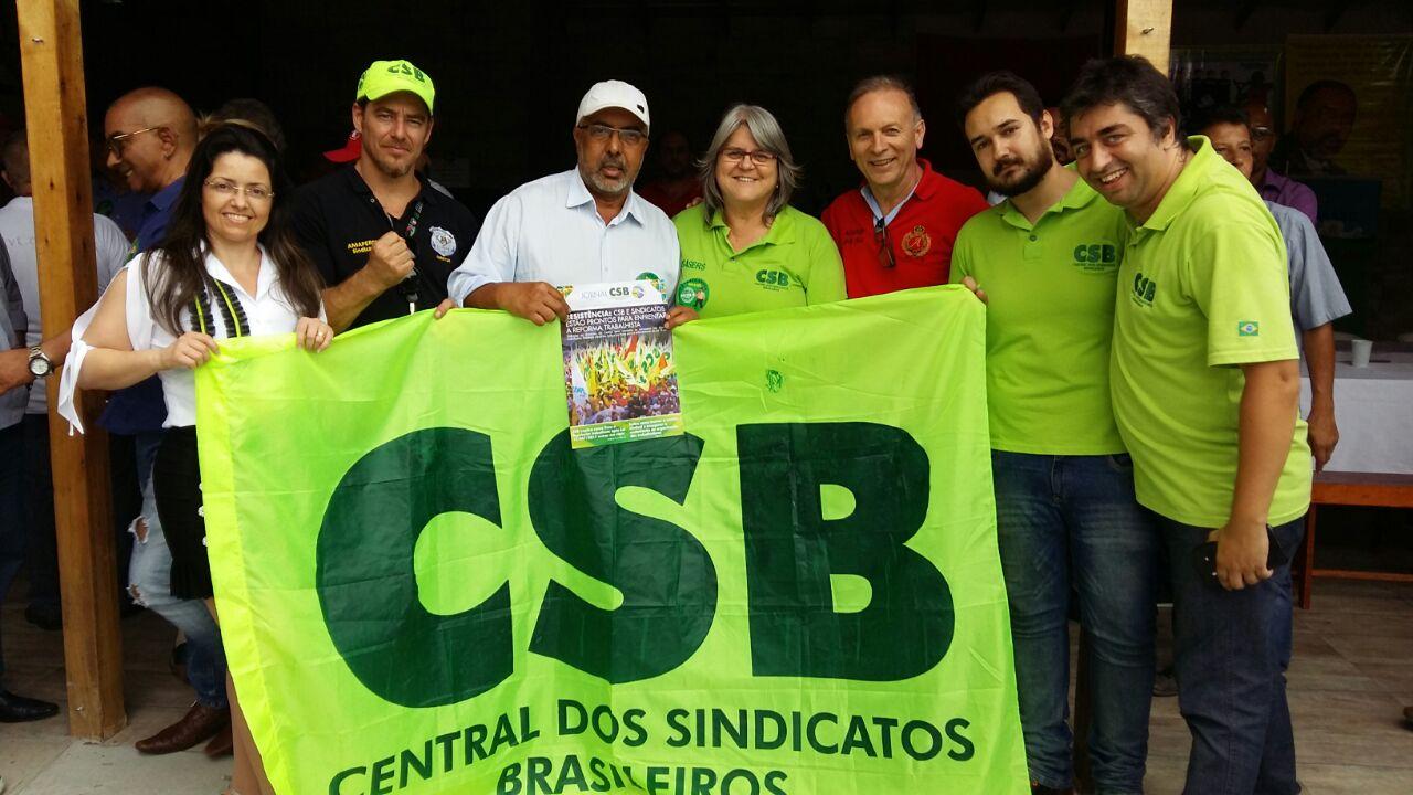 CSB debate reformas do governo em encontro da Frente Ampla pelo Brasil