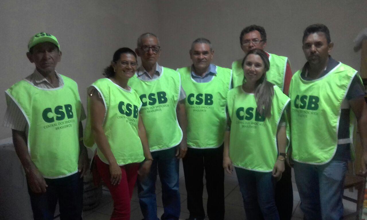 Por unanimidade, diretoria do Sindicato dos Trabalhadores Rurais, Agricultores e Agricultoras Familiares de Tarrafas (CE) é reeleita