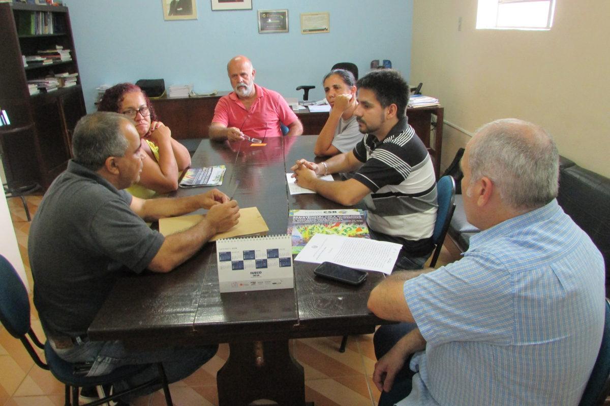 Sindicato cobra da Prefeitura de Belmiro Braga melhorias prometidas para os servidores