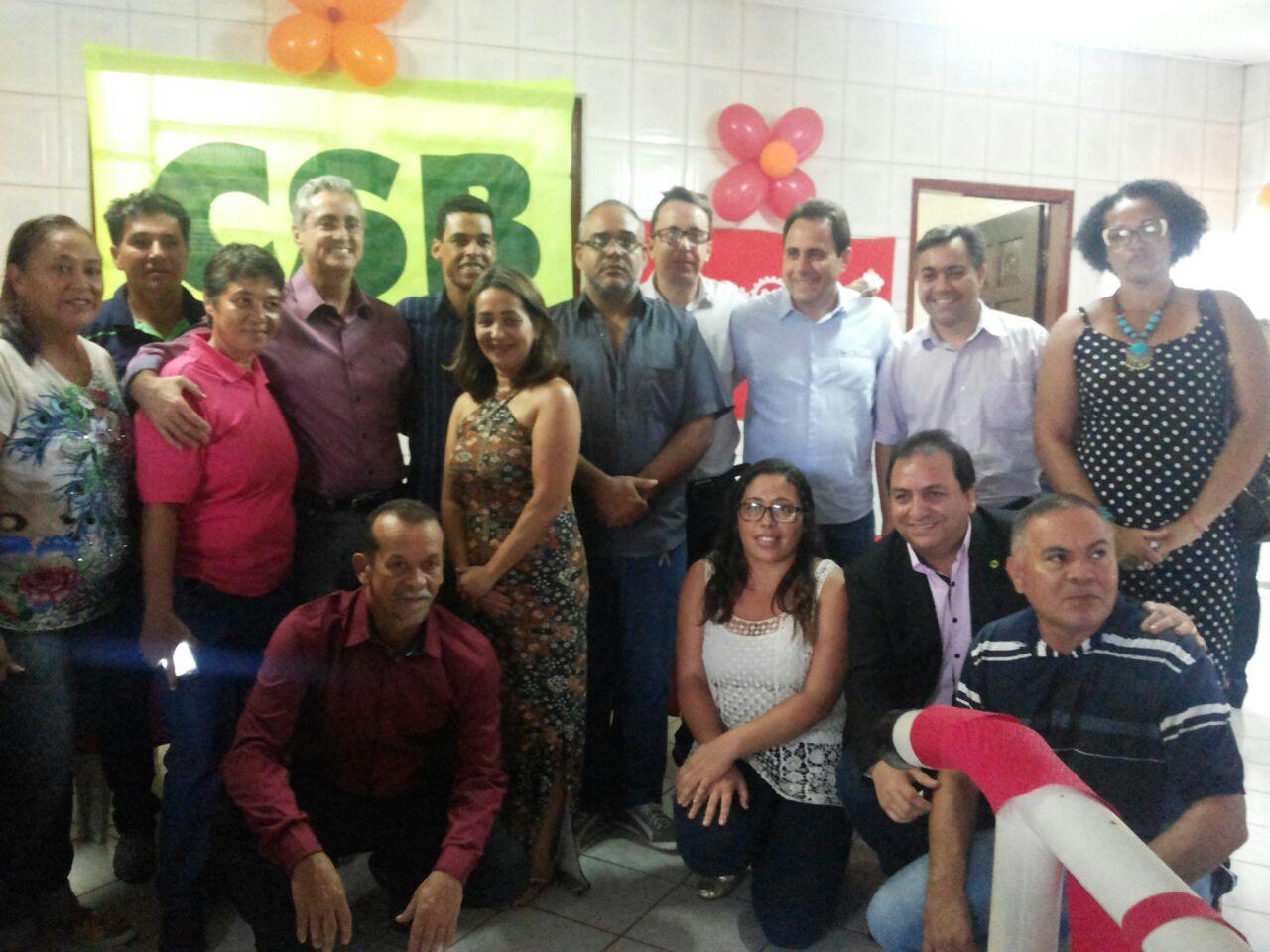 Diretoria do Sindicato dos Servidores Públicos Municipais de Aparecida de Goiânia toma posse para lutar pela valorização da categoria