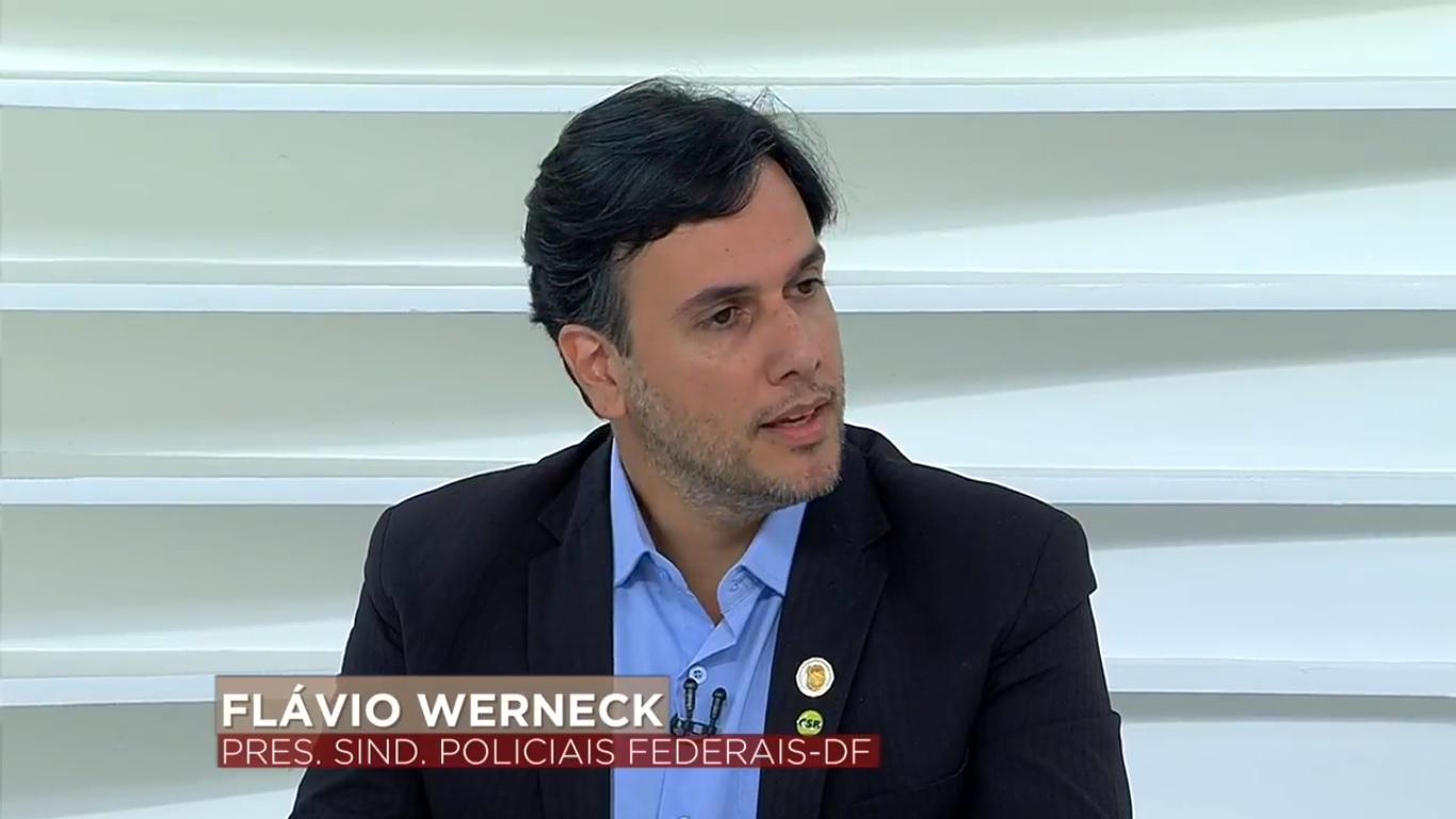 """""""Nós temos uma estrutura de segurança pública que está caminhando para falência"""", diz vice-presidente da CSB no Roda Viva"""
