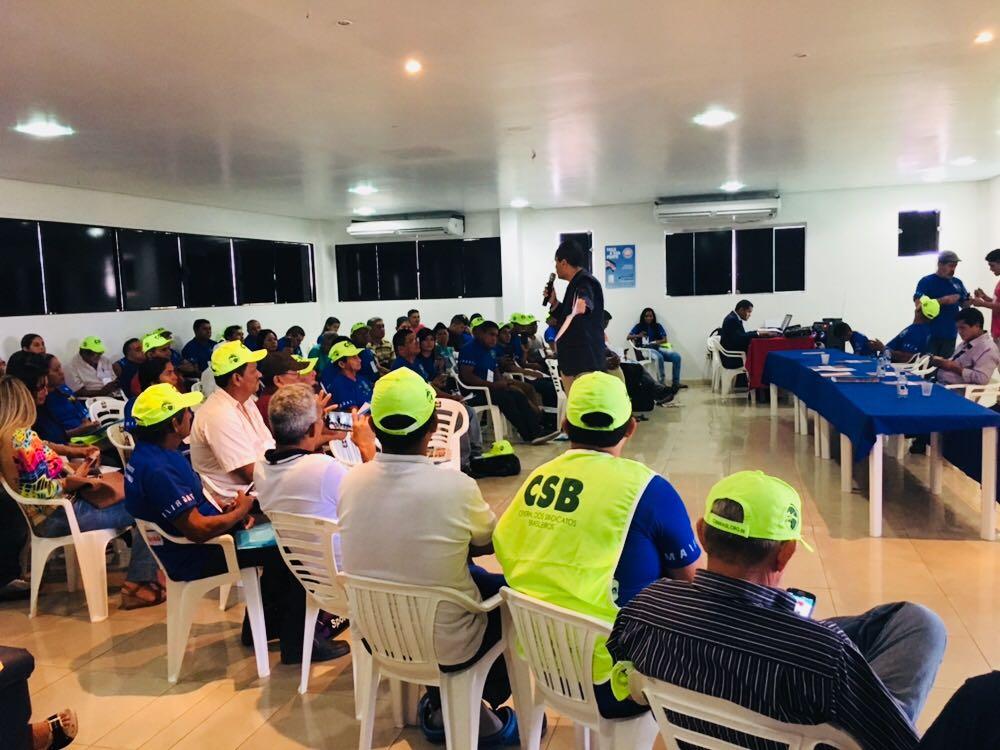 Em encontro, lideranças da pesca do Amazonas discutem a realidade da categoria