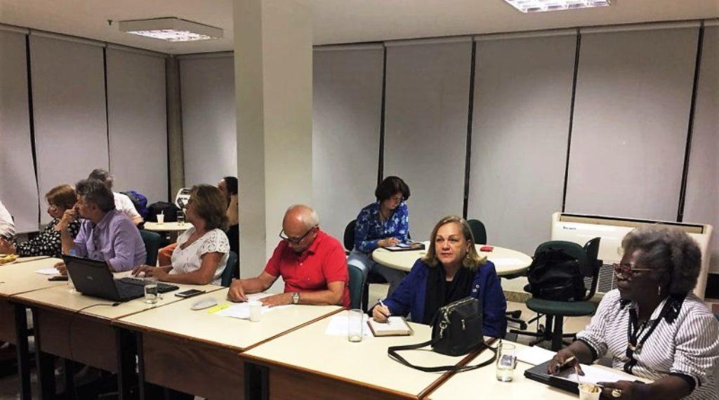 FNO participa de Reunião Ordinária do FENTAS, em Brasília