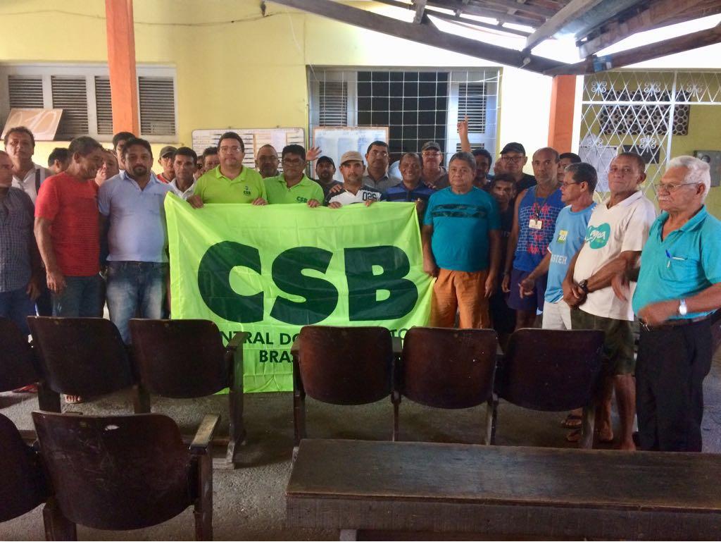 Por unanimidade, portuários do Ceará aprovam procedimento para desconto da contribuição sindical
