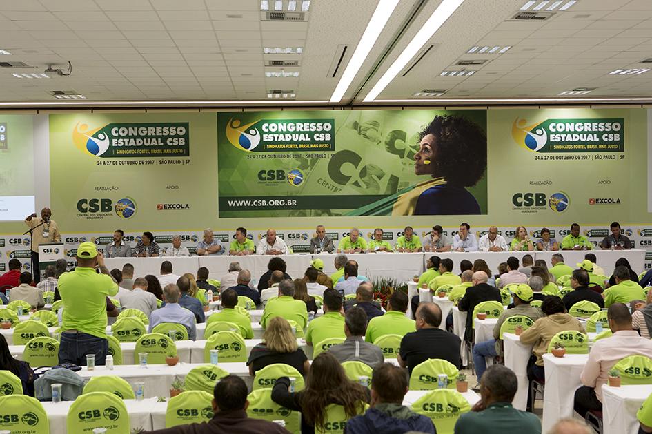 CSB-SP debate planejamento de ações e mobiliza sindicatos contra a reforma da Previdência