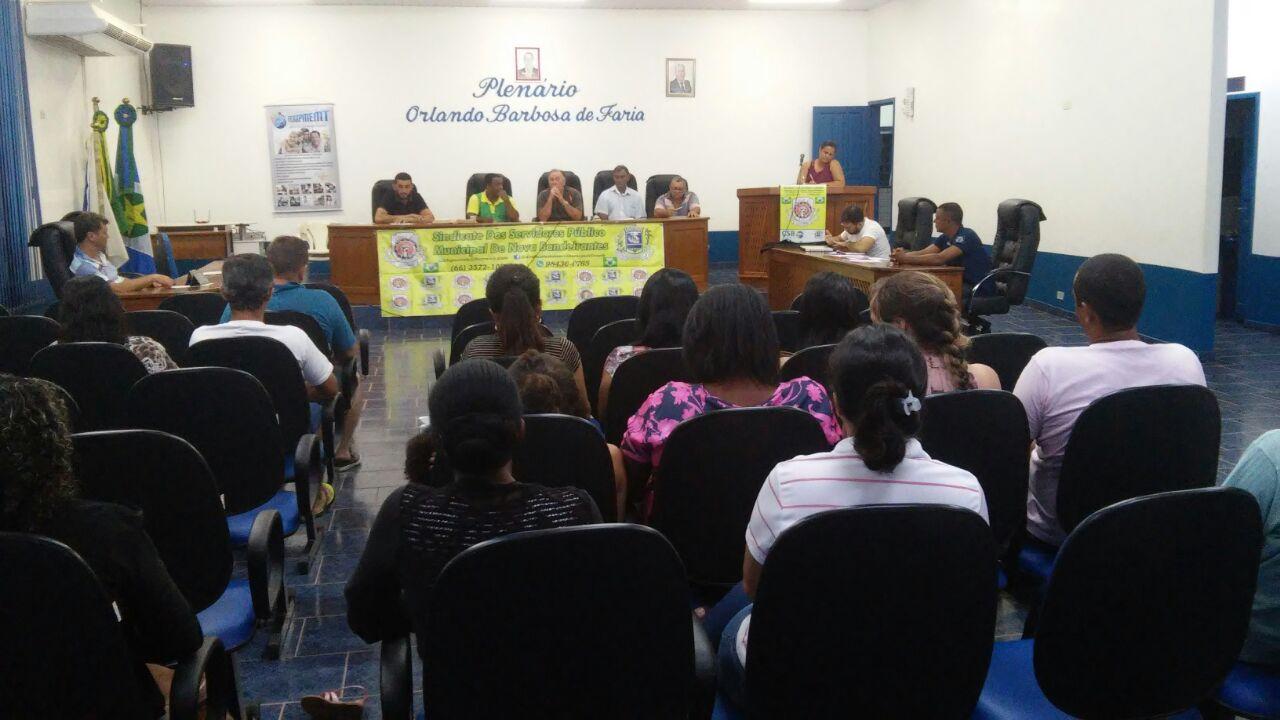 Sindicatos mato-grossenses aprovam procedimento para desconto da contribuição sindical
