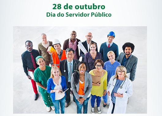 28 de outubro: Dia do Servidor Público