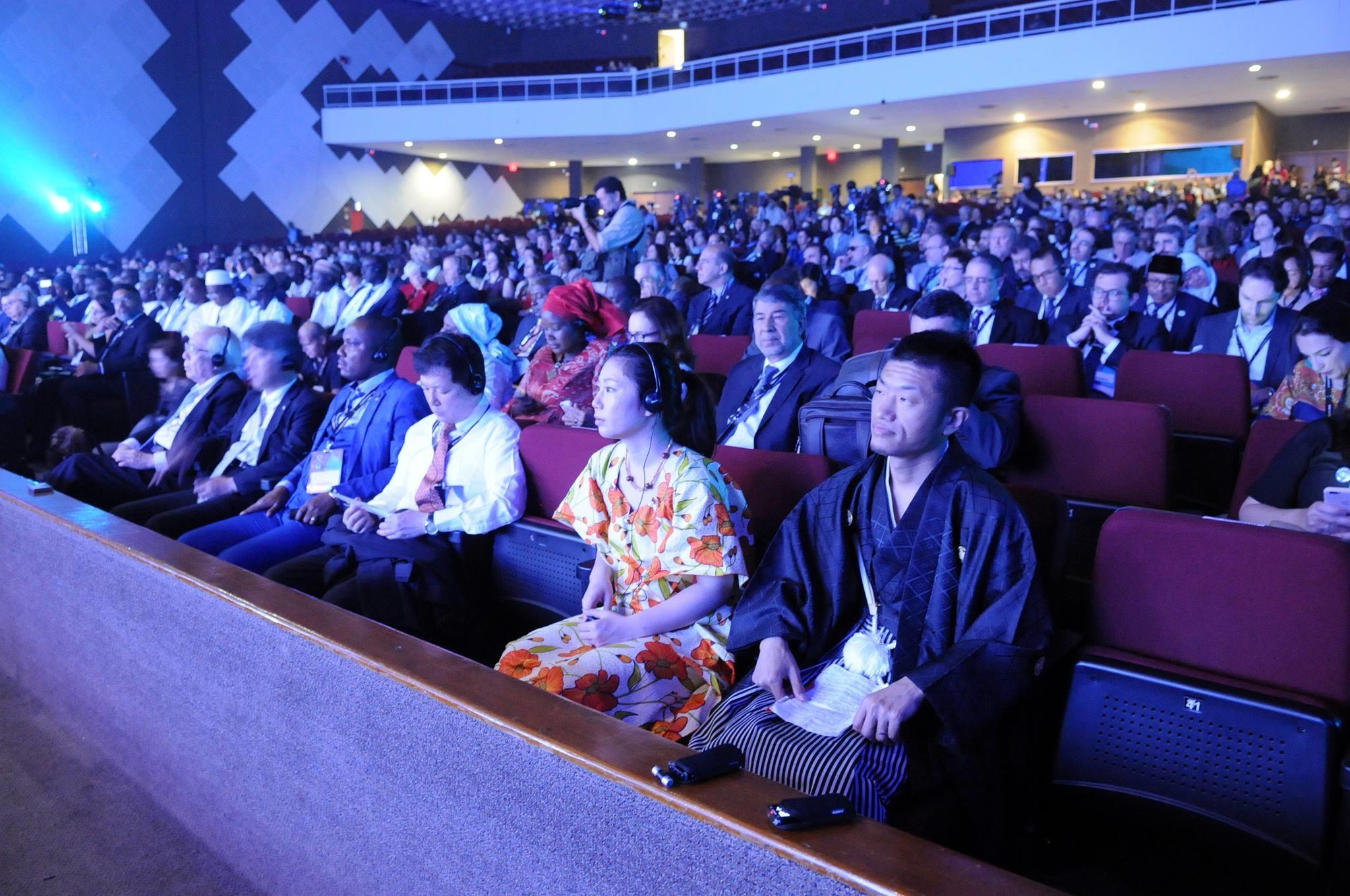 CSB participa de 8° Fórum Mundial da Água em Brasília