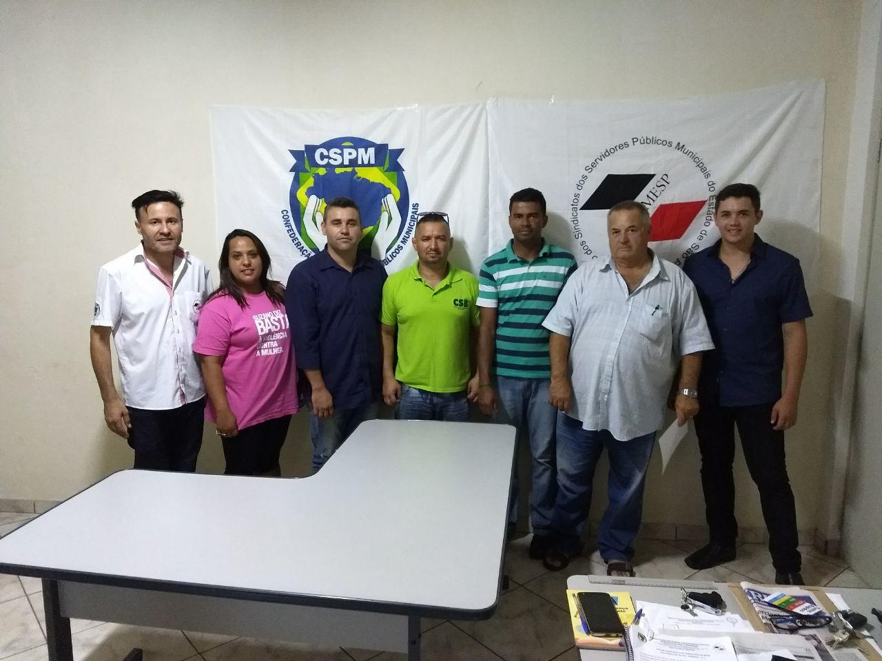 Chapa 1 vence eleições com 97% dos votos válidos no Sindicato dos Servidores de Santa Gertrudes (SP)