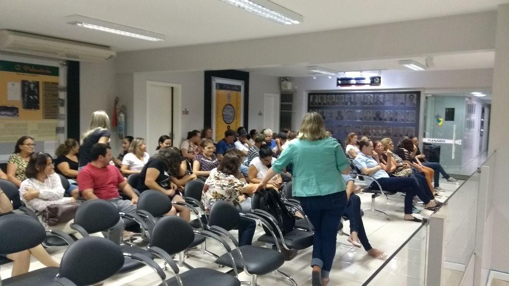 CSB participa da assembleia de fundação do Sindicato dos Trabalhadores Municipais de Orleans (SC)