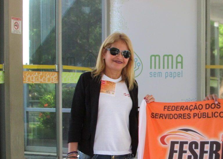 FESERP/MG e CSB apoiam movimento das mulheres de Juiz de Fora (MG)