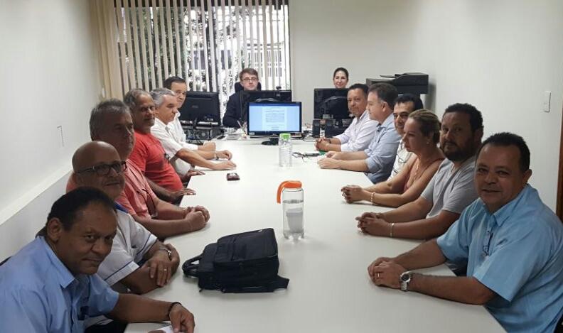 SEAAC Presidente Prudente debate reforma com Ministério Público do Trabalho (MPT)