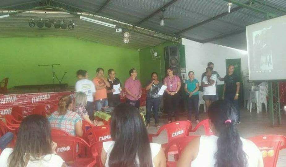 Servidoras municipais de Rio Branco (AC) comemoram dia da mulher com ampla programação