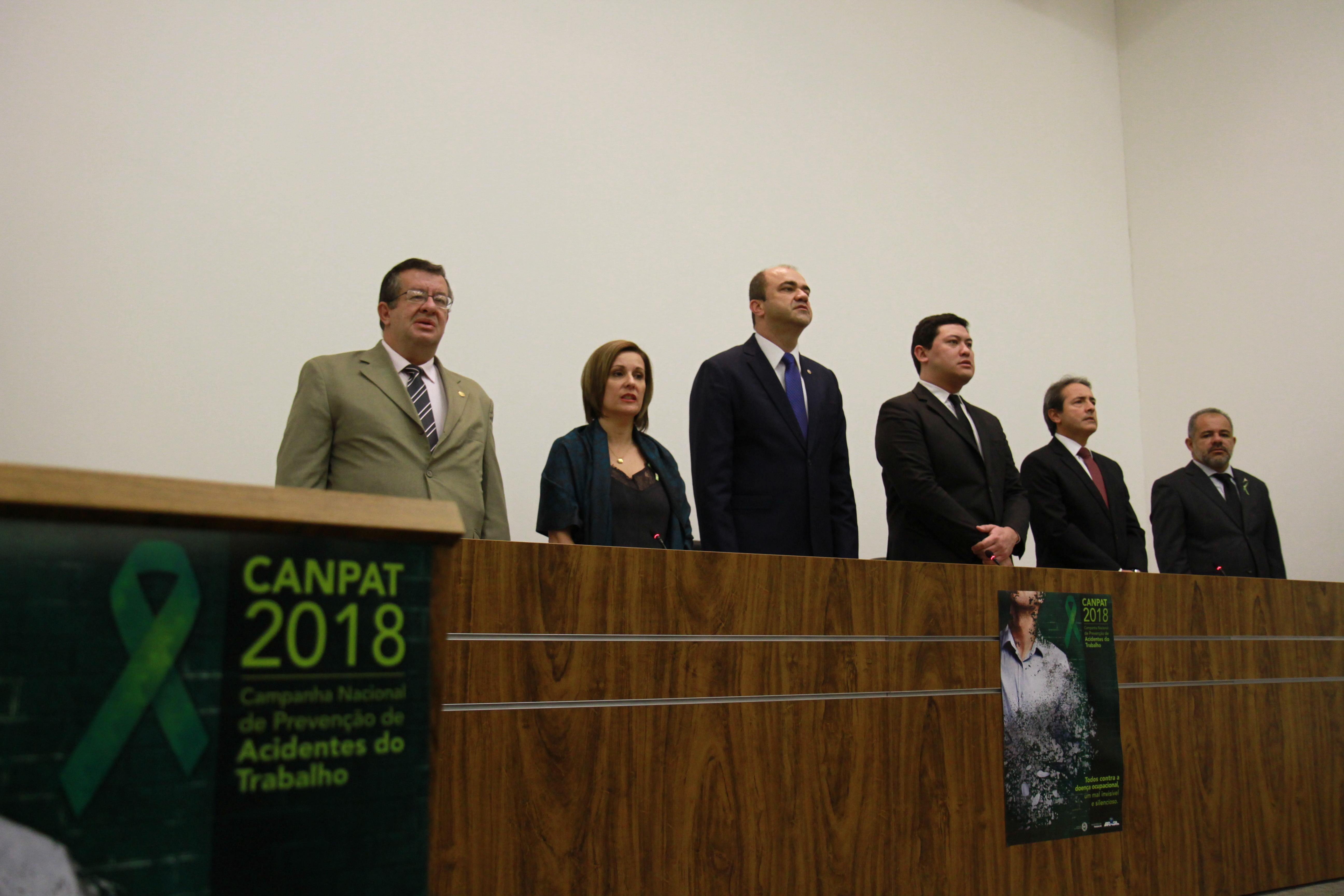 Em lançamento de Campanha de Acidente de Trabalho, CSB chama a atenção para casos subnotificados