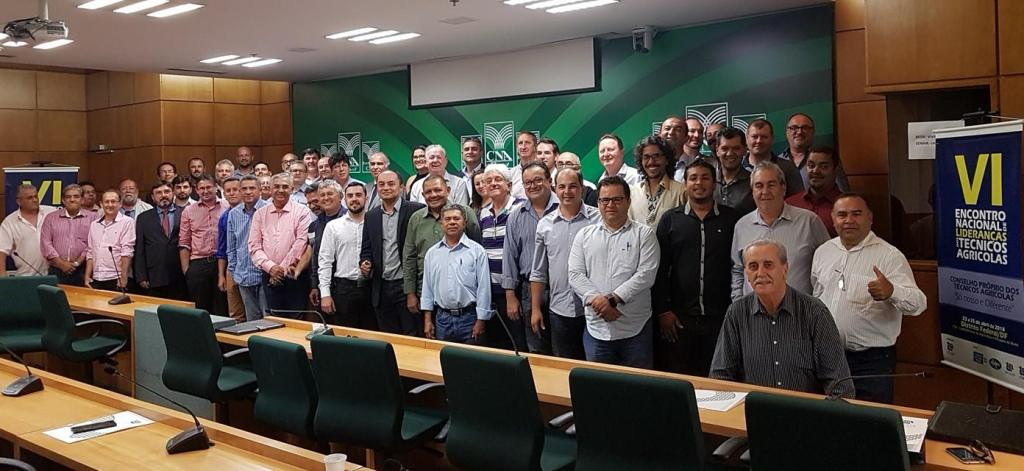 VI Encontro Nacional dos Técnicos Agrícolas em Brasília discute o Conselho da categoria