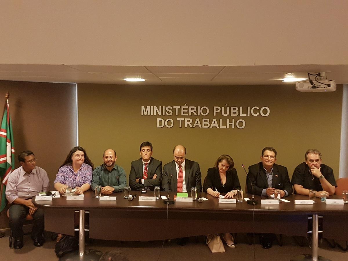 Fórum Estadual da Liberdade Sindical do Paraná realiza seminário nos dias 26 e 27 de abril