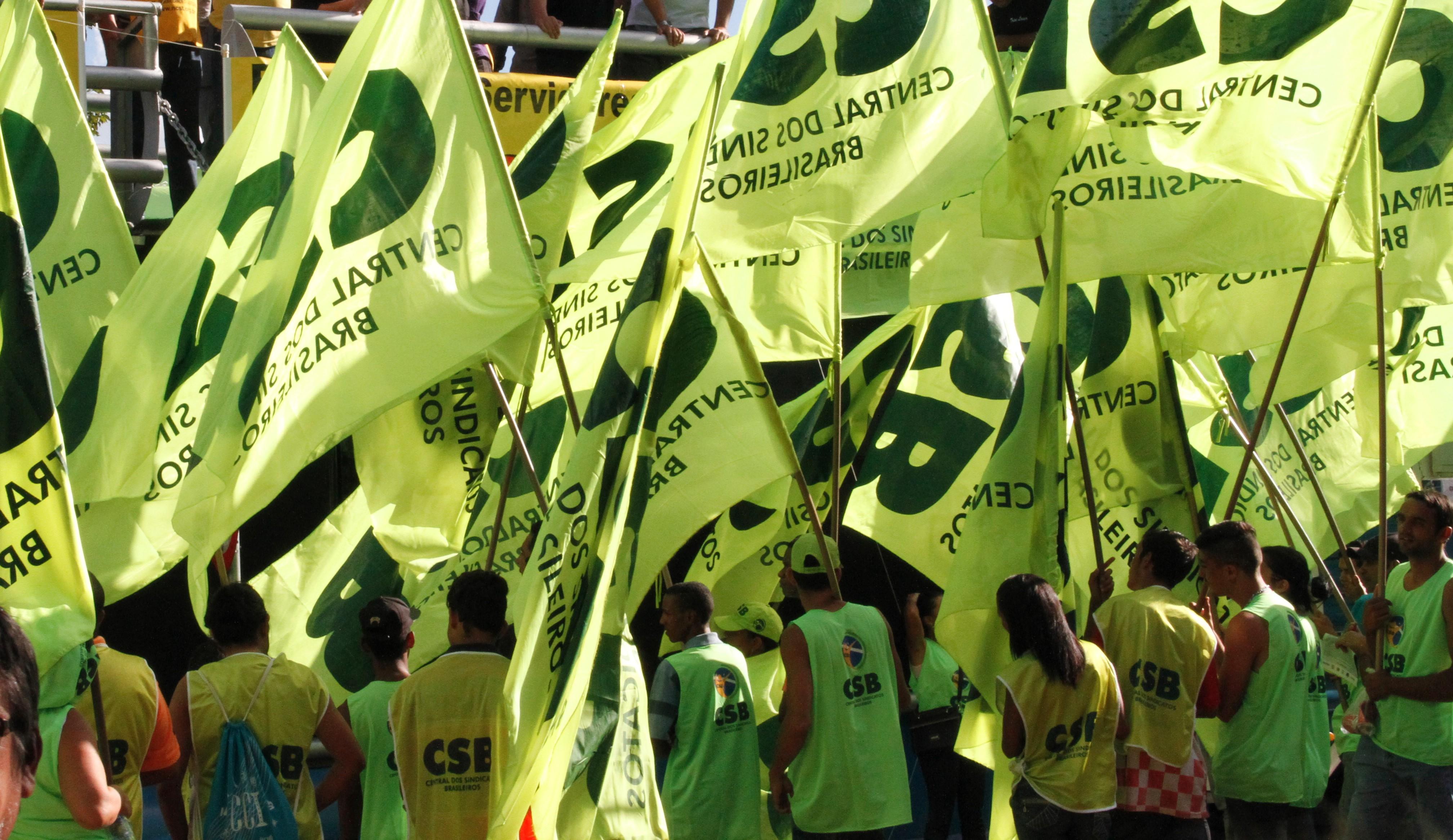 Seccional Minas Gerais da CSB conclama base para atos do Dia do Trabalhador