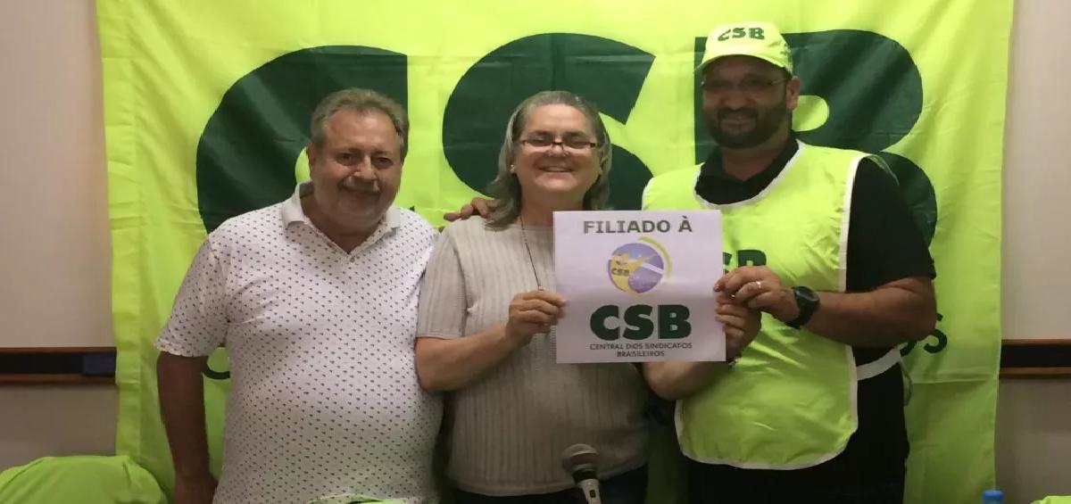 CSB cresce no Rio Grande do Sul com filiação do Sindigel e ruma para ser a maior central do estado
