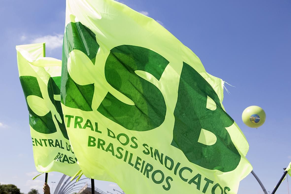 Sindicato de Sergipe com 20 mil trabalhadores filia-se à CSB