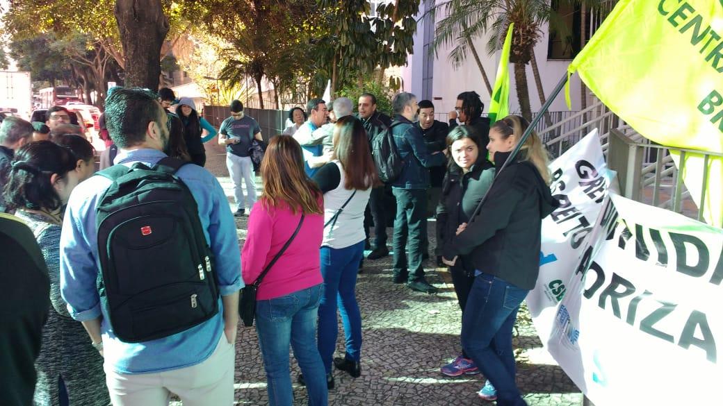 Greve na Cobra Tecnologia pode afetar o funcionamento dos caixas eletrônicos no Brasil