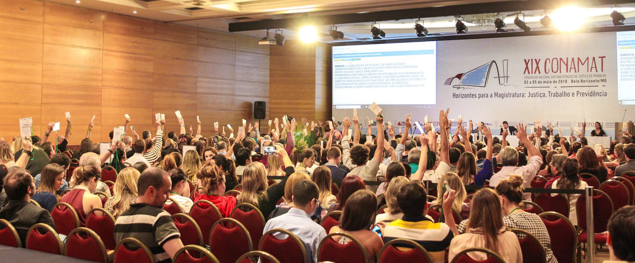 CSB participa do Congresso Nacional dos Magistrados da Justiça do Trabalho