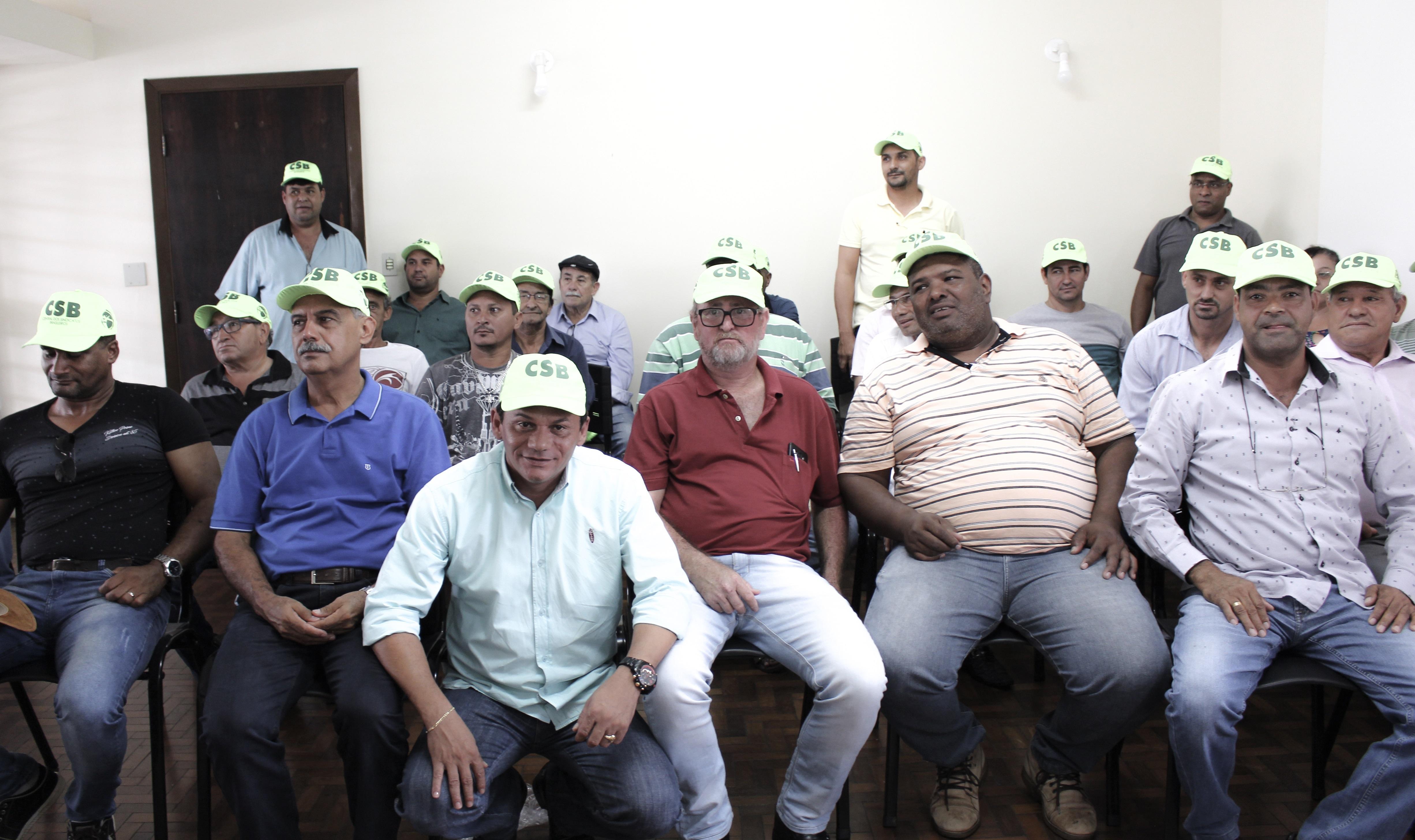 Federação dos Rurais de SP filia-se à CSB